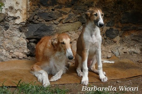 Barbarella s maminkou/with mother